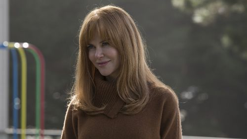 Aussie nominations include Nicole Kidman for Big Little Lies. (AAP)