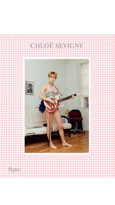 <p>'Chloë Sevigny' by Chloë Sevigny</p>