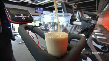 Smoothie-like drink could 'revolutionise sport'