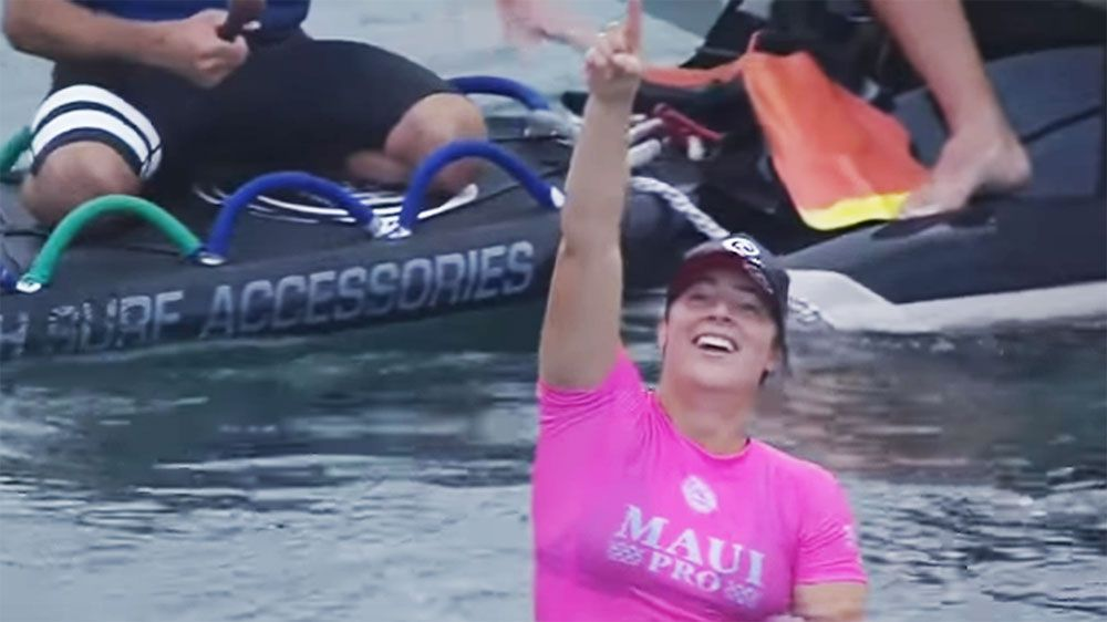 Wright battles to back-to-back WSL titles
