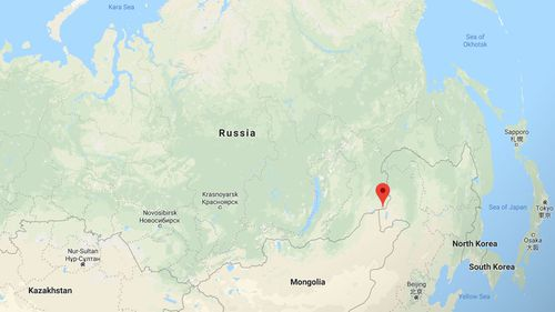Russia military base shooting 2