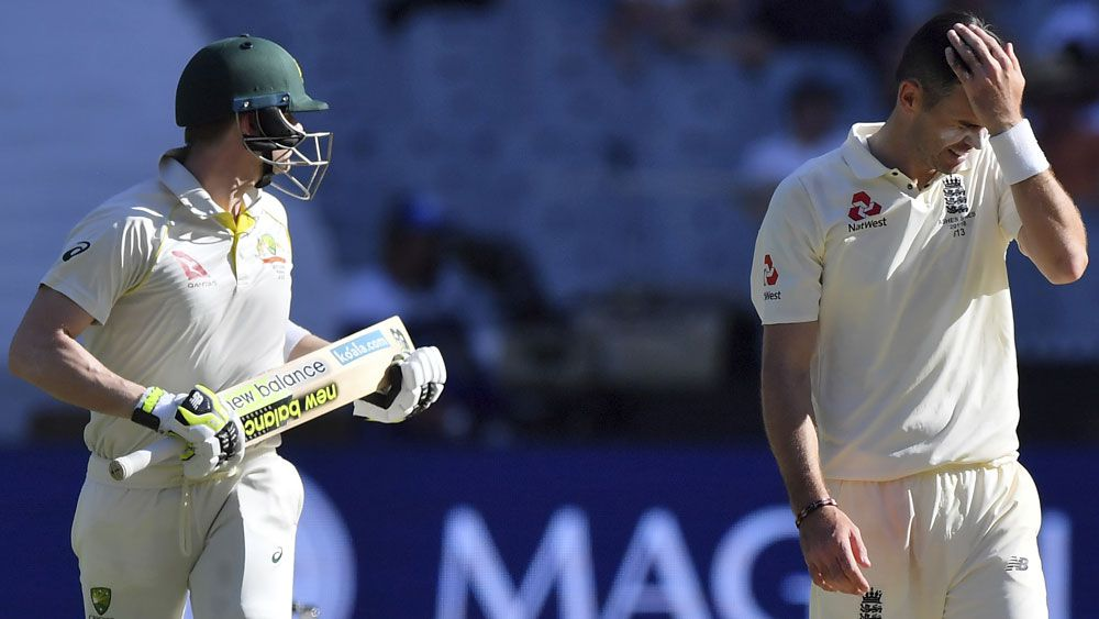 Australian captain Steve Smith continues to torment England bowlers in Boxing Day Ashes Test