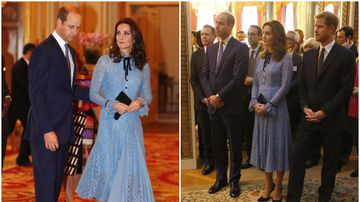 Kate hosts Palace event but where's the bump?