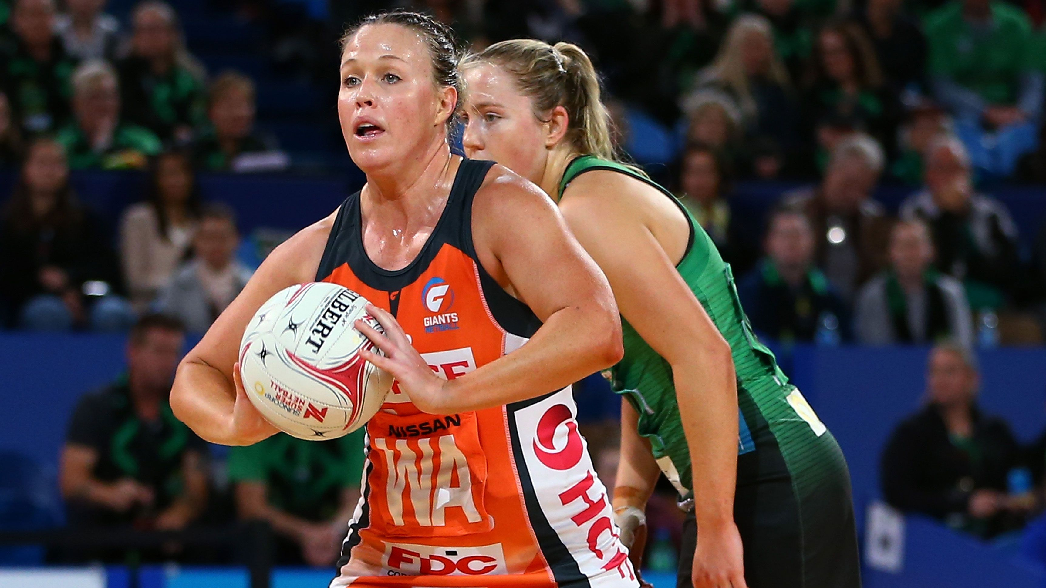 Fever-Giants Suncorp Super Netball draw won't be changed after time controversy