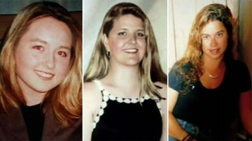 Victims' families face accused Claremont serial killer