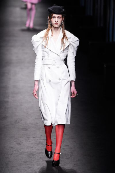 """Gucci creative director Alessandro Michele described his latest collection as """"the Renaissance arrives at Studio 54."""""""