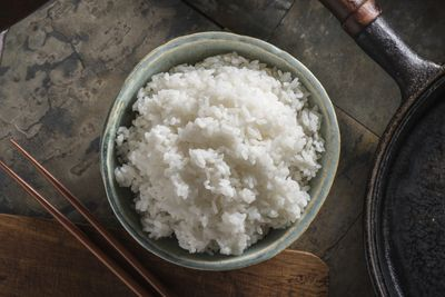 <strong>White rice</strong>