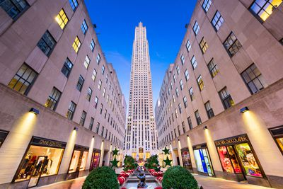8. Rockefeller Center in New York City, New York