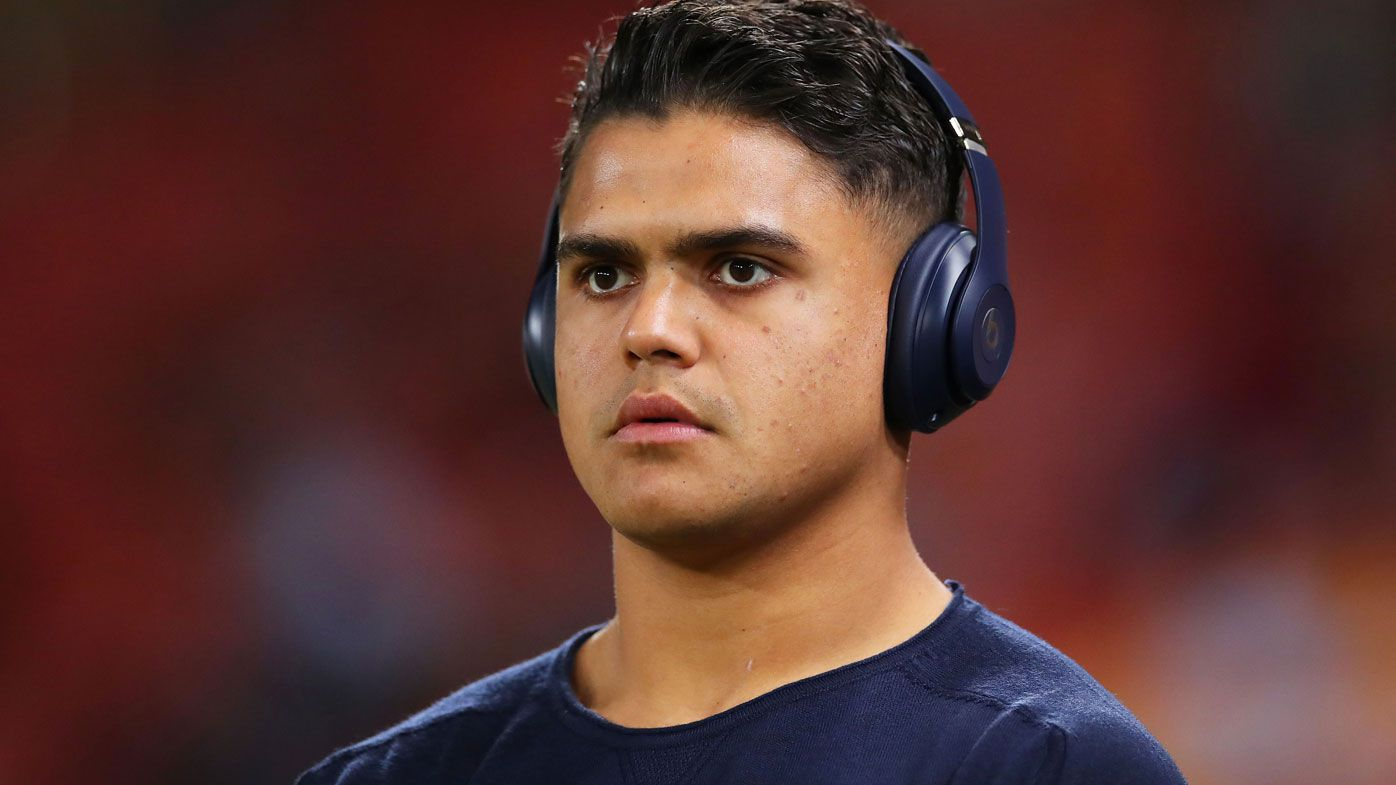 Latrell Mitchell ready to fill in for Luke Keary if playmaker breaks down during NRL GF