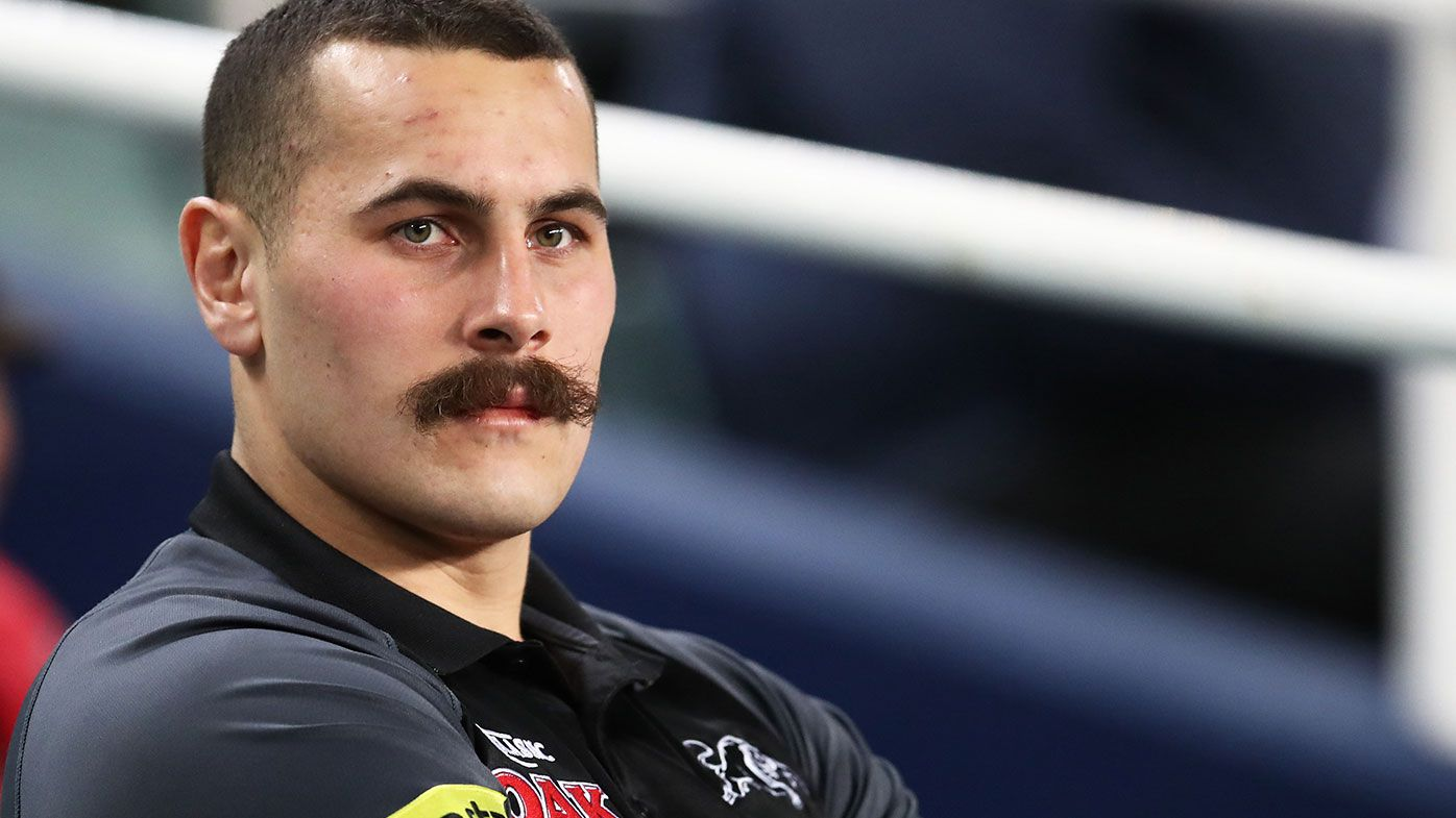 Reagan Campbell-Gillard signs long-term deal with Penrith Panthers