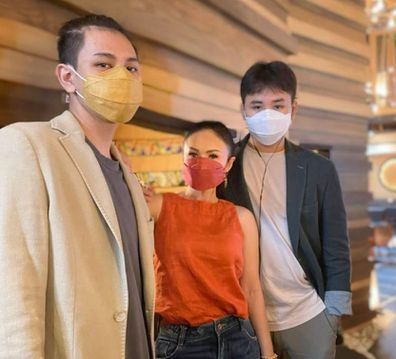 Popstar Yuni Shara with sons talks about watching porn with them explains why