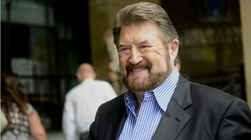 Derryn Hinch has been elected to the Senate.