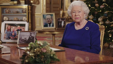 The Queen Christmas message 2019