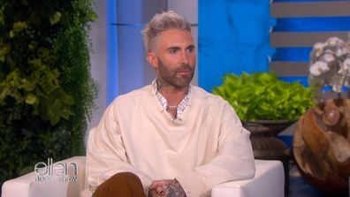 Adam Levine shares his thoughts about Gwen Stefani and Blake Shelton's marriage