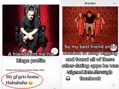 Man's shocking response to cheating revealed