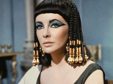 Elizabeth Taylor in Cleopatra