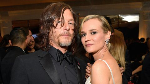 Diane Kruger Is Pregnant, Expecting First Child With BF Norman Reedus