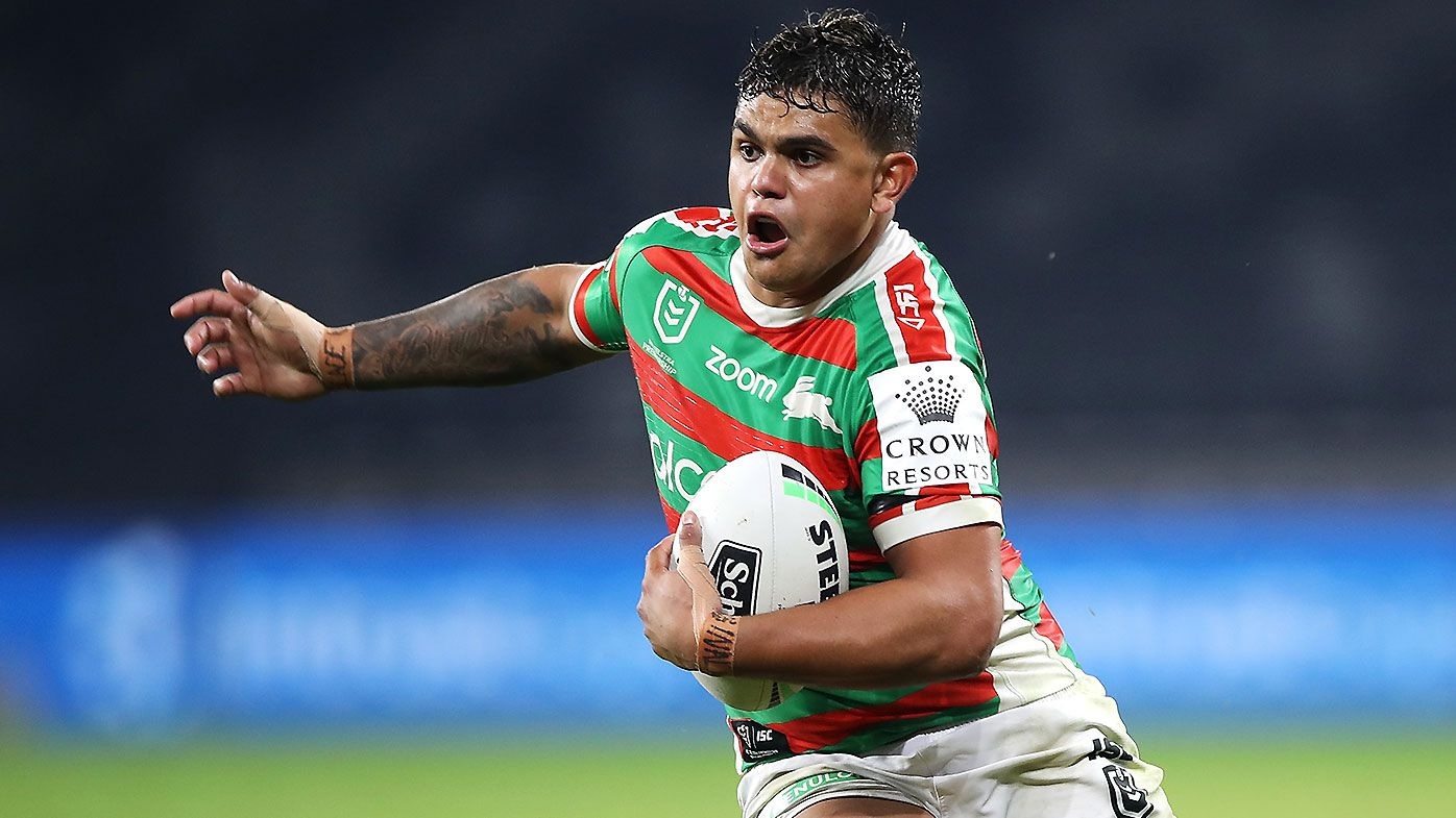EXCLUSIVE: 'He's going to be a real threat' - The penny has started to drop for Latrell Mitchell says Peter Sterling
