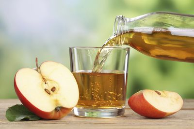 <strong>Swap apple juice for...</strong>