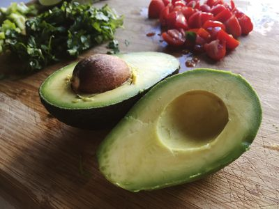 <strong>#19 Avocado (2g of protein per 100g)</strong>