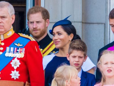 Meghan Markle, Prince Harry 'chilly' exchange
