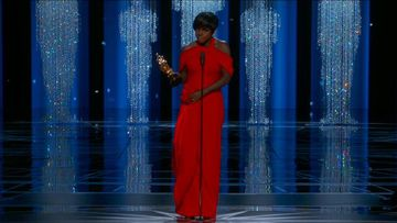 Oscars 2017: Viola Davis wins Best Actress in a Supporting Role