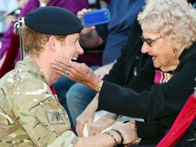 Prince Harry to reach out to Daphne Dunne's family