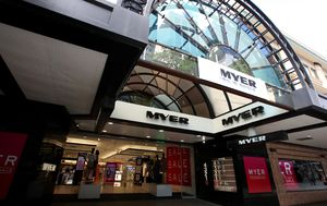 Myer reopening all Australian stores next week