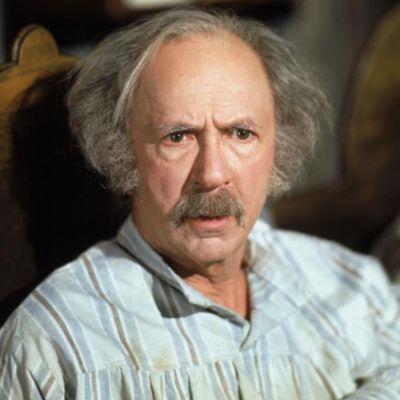 Jack Albertson as Grandpa Joe: Then
