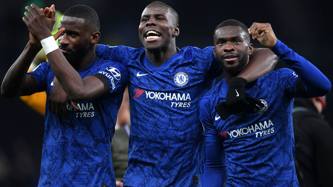 Crowd racism mars Chelsea's win at Spurs, while Watford shock Manchester United