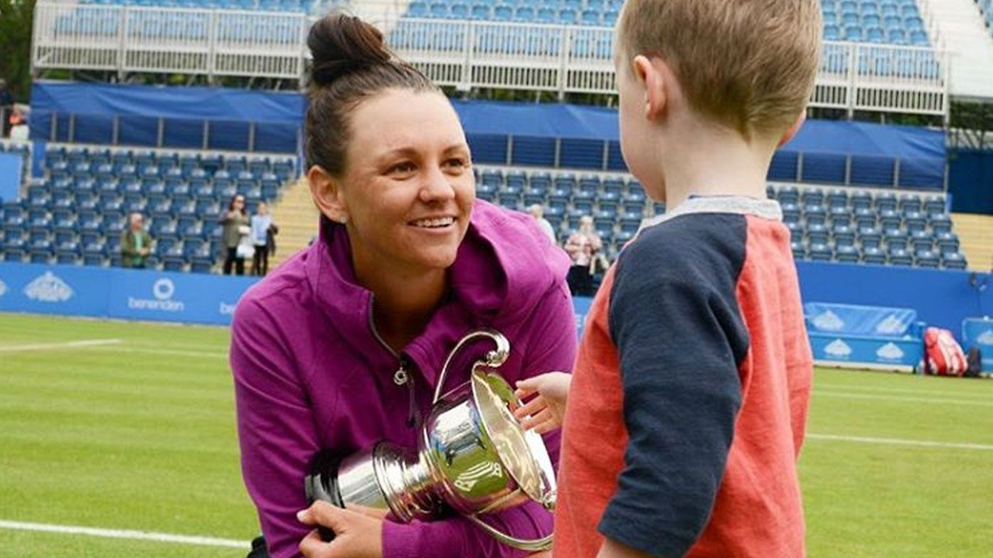 Casey Dellacqua reveals the multi-million dollar sacrifice she made to have a family