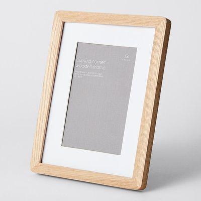 Target — Curved Corner Wooden Frame