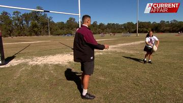 Doctor's mission to save kids from concussion