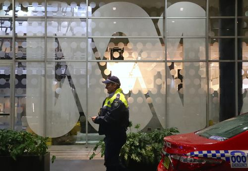 Federal police officers raided ABC's Sydney offices over stories published in 2017 that suggested Australian troops may have committed war crimes.