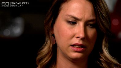 Hannah Quinn told 60 Minutes she feared McKee was going to continue the attack.