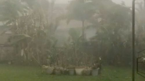 Heavy rain, strong winds and hail are set to continue into the weekend for many residents along the east coast of Australia.