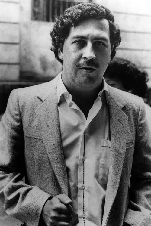 Pablo Escobar was at one point the world's most wanted criminal