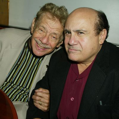 Jerry Stiller and Danny DeVito: 2003