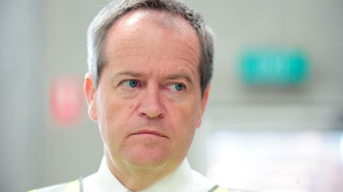 Support for Labor, Shorten hits nine-month high in Newspoll