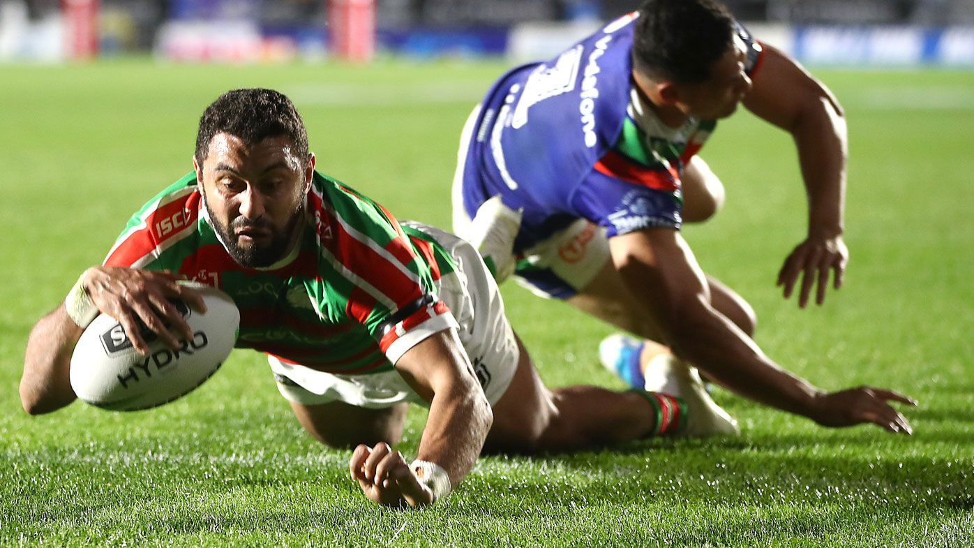 Souths too good for Warriors