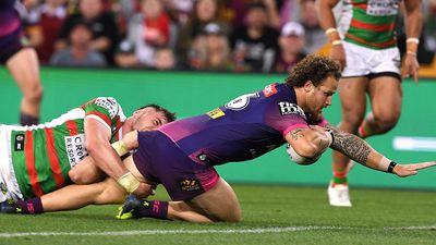NRL: Brisbane Broncos hold off South Sydney Rabbitohs to shake off week of woe