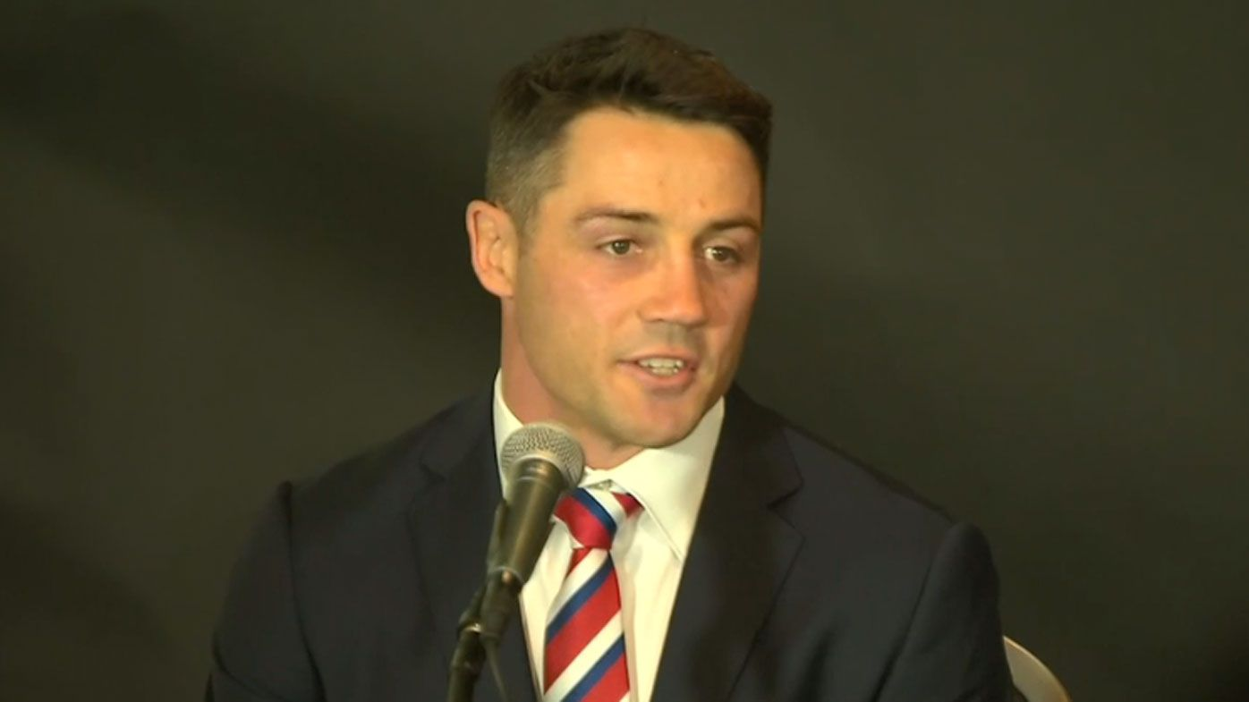 Roosters' Cronk hoping to land Hail Mary