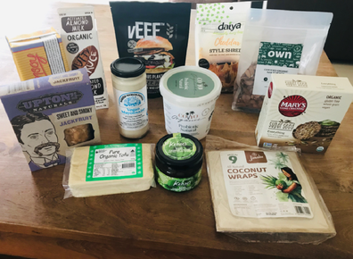 There are more vegan products available than ever before.