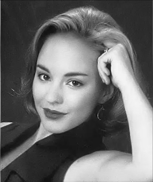 Australian actress Catherine 'Cathy' Godbold has died aged 43. Picture: Supplied.