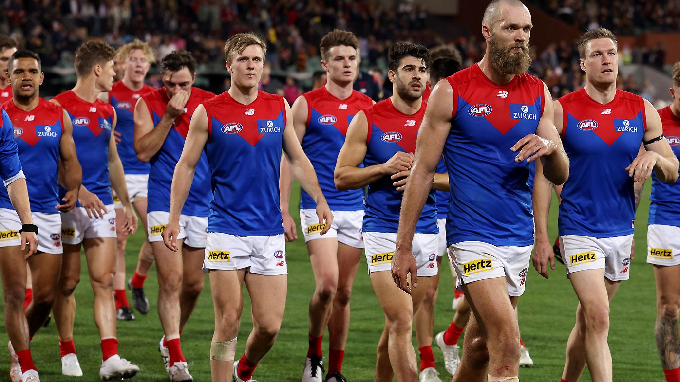 Blockbuster Friday night game saved as Melbourne Demons return negative tests after COVID-19 scare