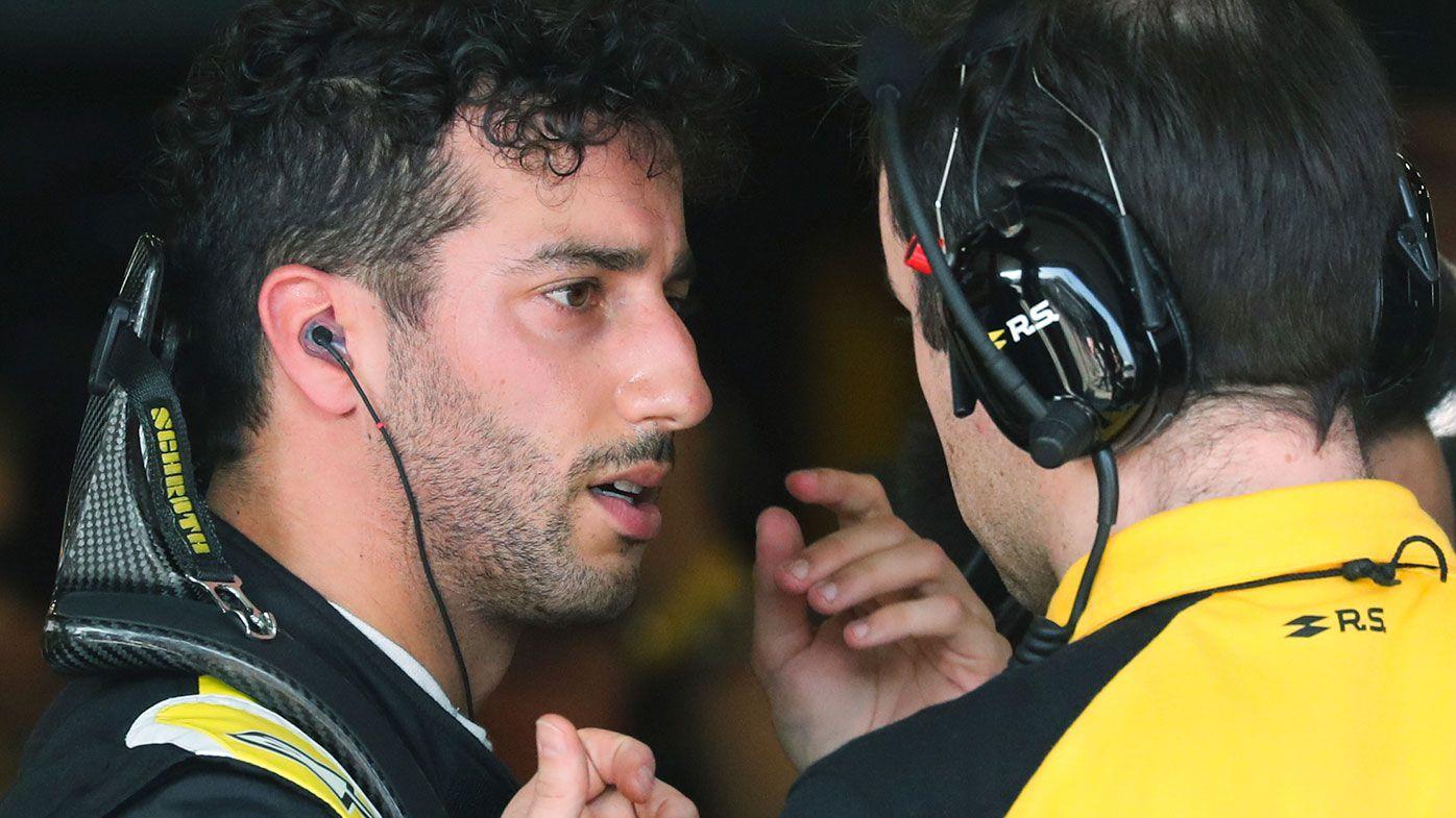 Daniel Ricciardo facing huge payout to former manager