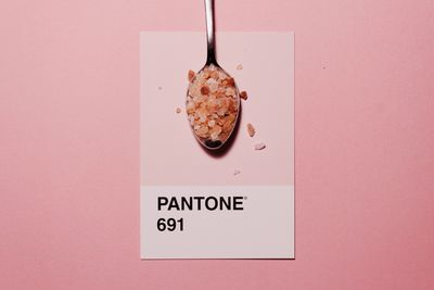 <strong>The apartment of a Pantone founder</strong>