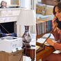 How the royals are adjusting to working from home