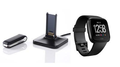 Fitbit 2009 vs Fitbit Versa