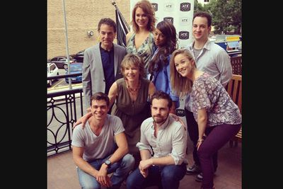 The cast of this classic comedy reunited in June 2013 for the ATX Television Festival in Texas.<br/><br/>Back row: Show creator Michael Jacobs, Maitland Ward (Rachel), Trina Me (Angela), Ben Savage (Cory). Front row: Matthew Lawrence (Jack), Betsy Randle (Amy), Rider Strong (Shawn) and Lily Nicksay (Morgan).